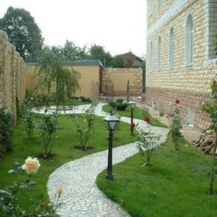 Ünal Peyzaj Ltd.Şti. – Peyzaj Uygulamaları:  tarz Bahçe