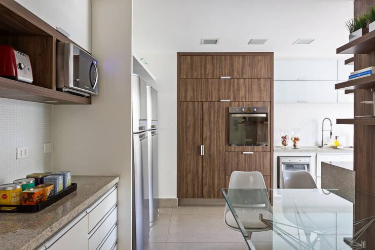 Cocinas de estilo  por BEP Arquitetos Associados