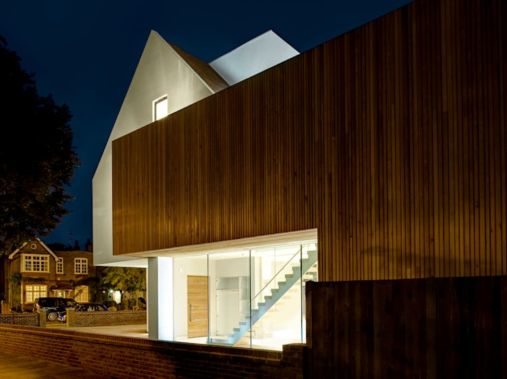 modern Houses by MZO TARR Architects