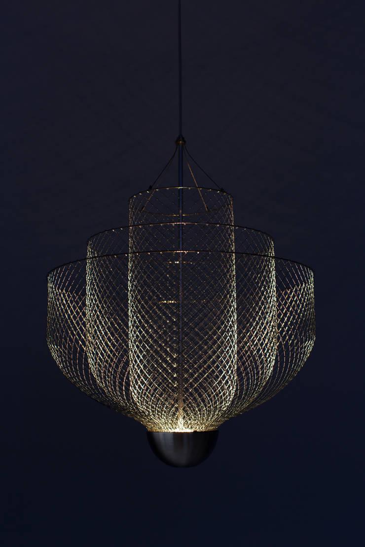 Meshmatics:  Woonkamer door Atelier Rick Tegelaar