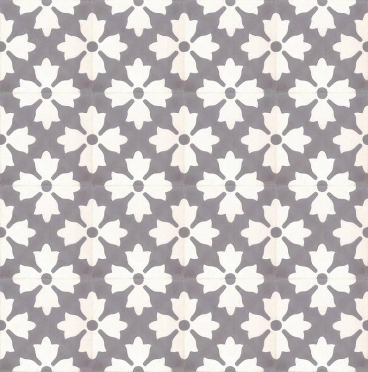 AITOR - cementowe płytki podłogowe: styl , w kategorii Ściany i podłogi zaprojektowany przez Kolory Maroka