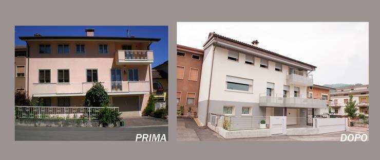 Casa_CLima_Vicenza_2010:  in stile  di Studiogkappa