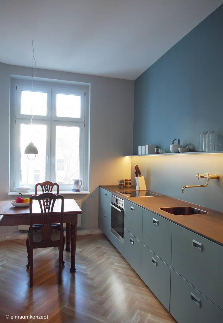 Einraumkonzept interior design innenausbau k che for Kuche co berlin prenzlauer berg