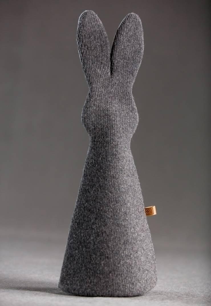 RABBY: styl , w kategorii Salon zaprojektowany przez DODOMO