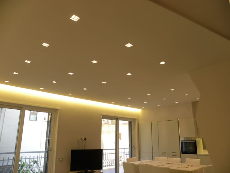 Come illuminare casa con i led
