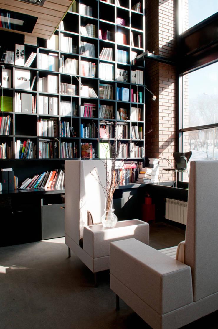 DK: Офисные помещения в . Автор – Megabudka