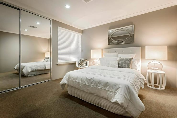 Bedroom by Moda Interiors, Perth, Western Australia: classic Bedroom by Moda Interiors
