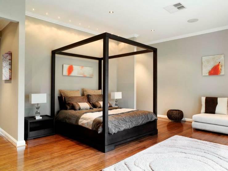 Bedroom by Moda Interiors, Perth, Western Australia:  Bedroom by Moda Interiors