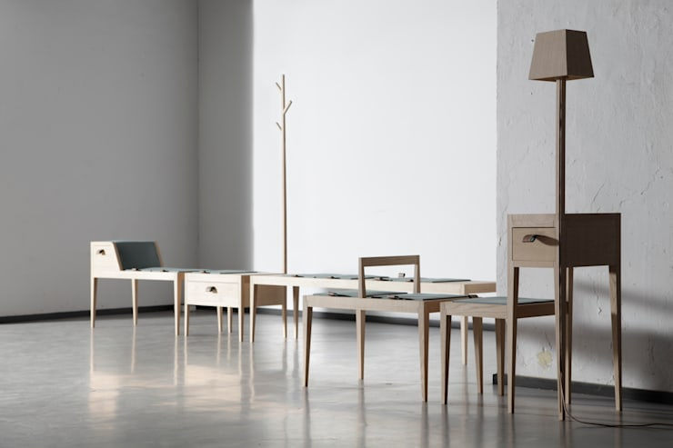 NAiF | 001:   door Carina van den Bergh | design studio, Minimalistisch