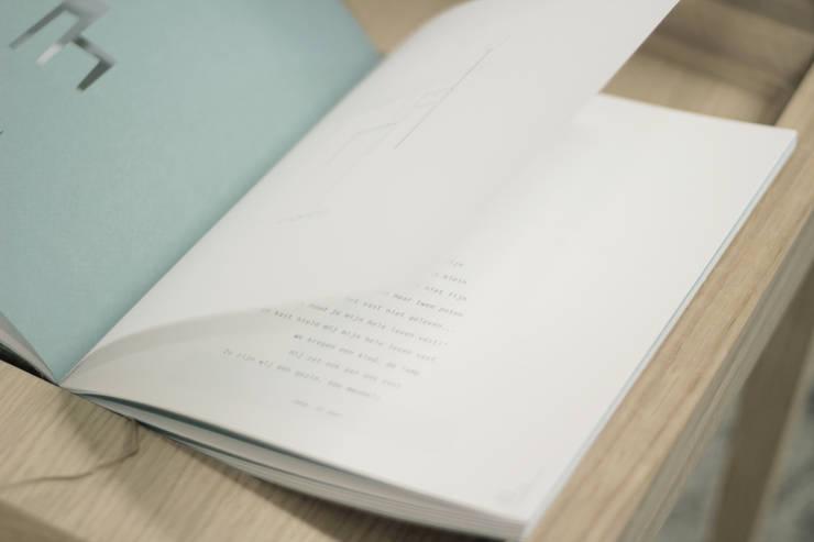 NAiF | 005:   door Carina van den Bergh | design studio, Minimalistisch
