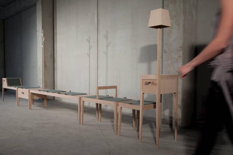 NAiF | 002:  Woonkamer door Carina van den Bergh | design studio