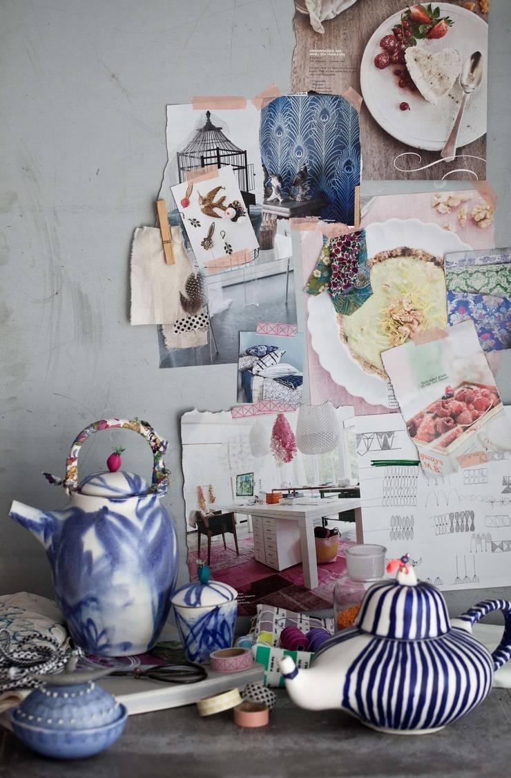 tailored details: Casa  por anna westerlund handmade ceramics