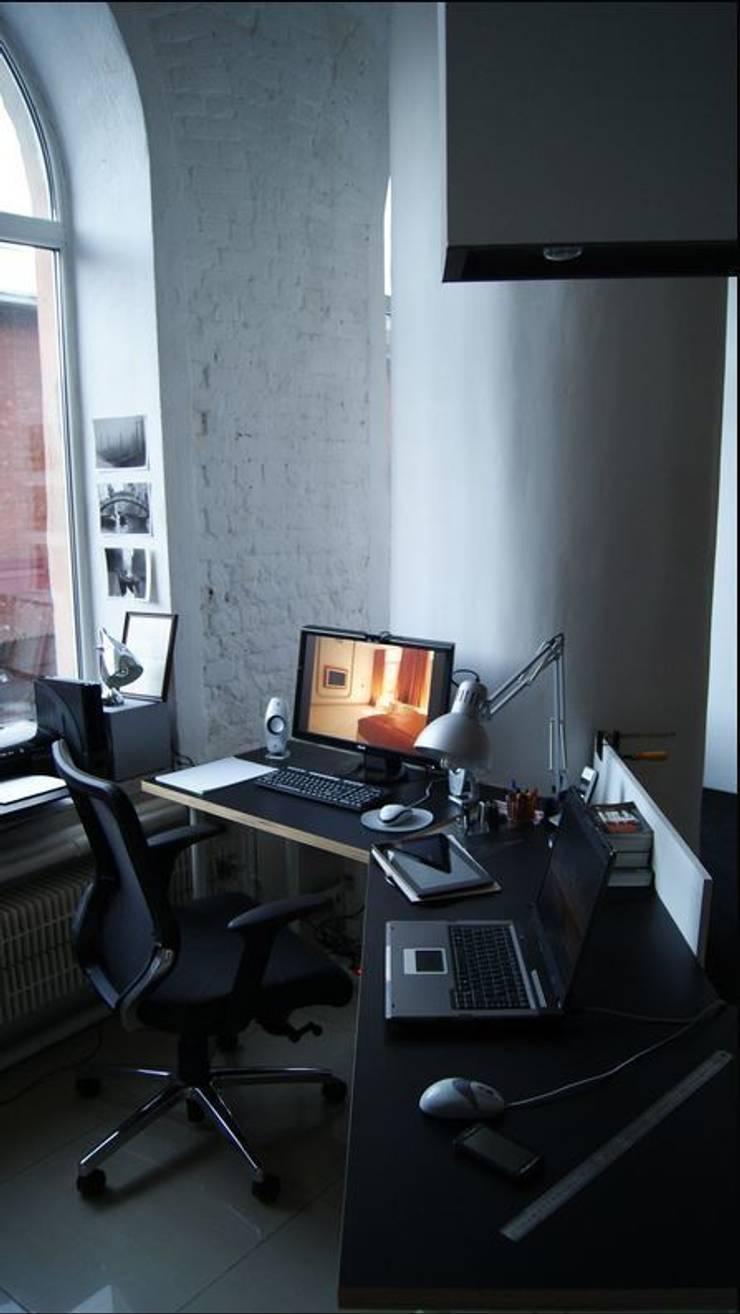 <q class='-first'>001</q>: Рабочие кабинеты в . Автор – 'LINEйка'