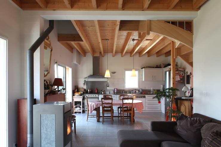 Cuisine: Maisons de style  par Patrice Bideau a.typique