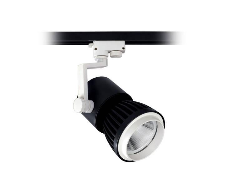 SEKA ELEKTRİK İNŞ.TAAH.PAZ.LTD.ŞTİ – Ray Spot Armatürleri Aydınlama Sistemleri:  tarz Ofisler ve Mağazalar, Modern