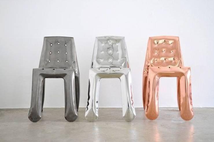 CHIPPENSTEEL LIMITED: styl , w kategorii Jadalnia zaprojektowany przez Zieta Prozessdesign