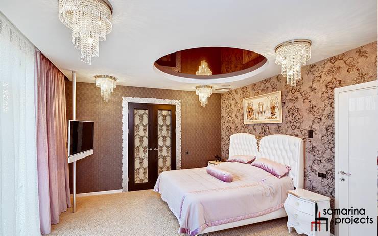 Мечта розовой феи : Спальни в . Автор – Samarina projects