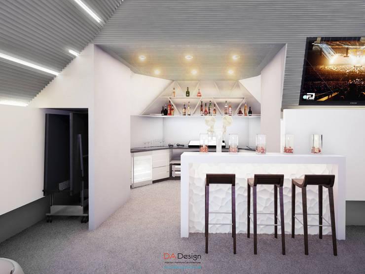 Медиа комнаты в . Автор – DA-Design