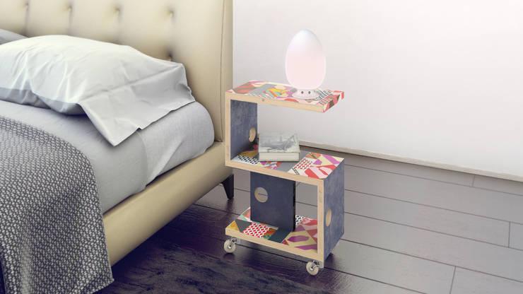 l Segugi: Спальная комната  в . Автор – 3D_DESIGNER_ALLA