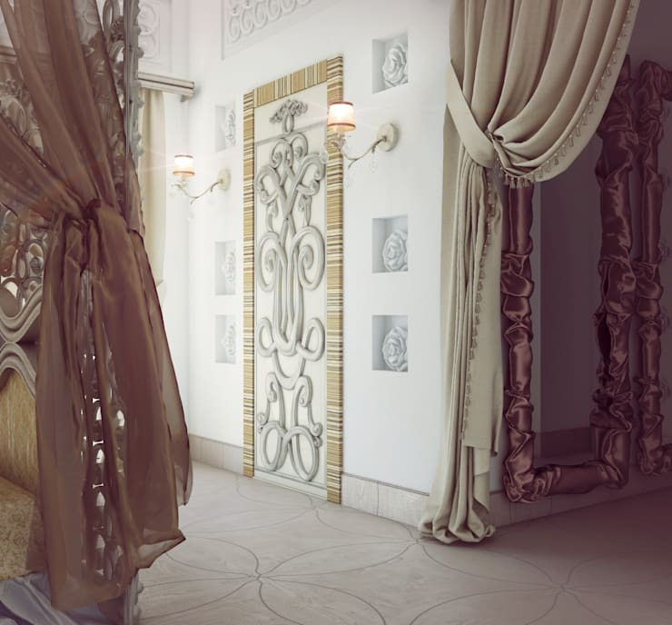 LORA BERGIY <q>daughter room</q>: Спальни в . Автор – 3D_DESIGNER_ALLA