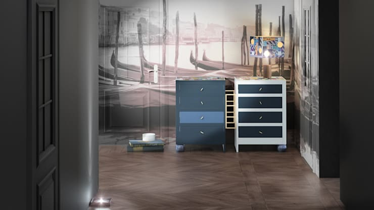 CASSANDRA : Гостиная в . Автор – 3D_DESIGNER_ALLA