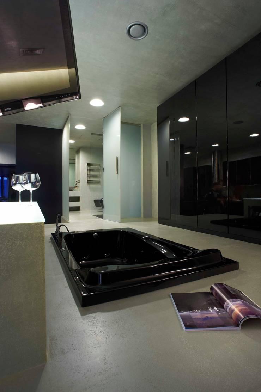 YES: Ванные комнаты в . Автор – SNOU project