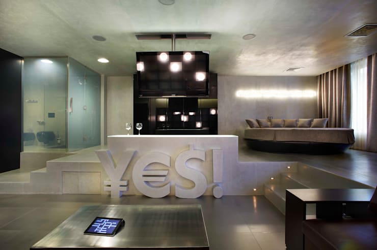 YES: Гостиная в . Автор – SNOU project