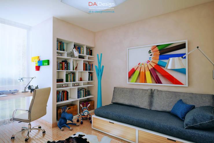 Modern House: Детские комнаты в . Автор – DA-Design