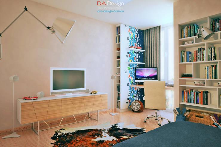 Modern House: Спальни в . Автор – DA-Design
