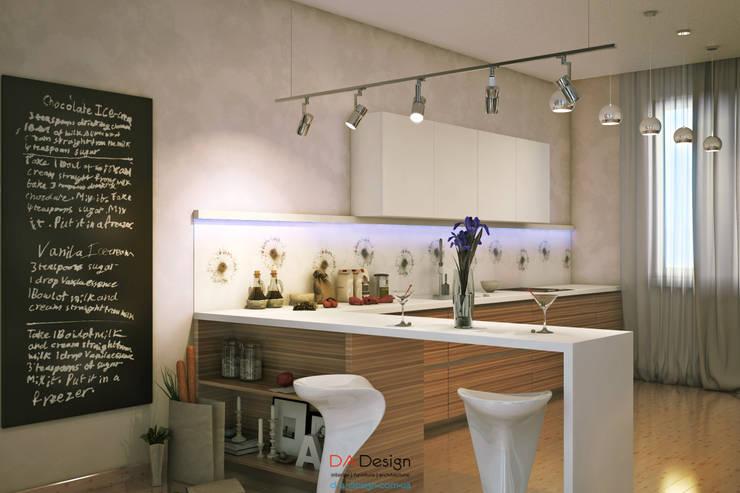 Modern House: Кухни в . Автор – DA-Design