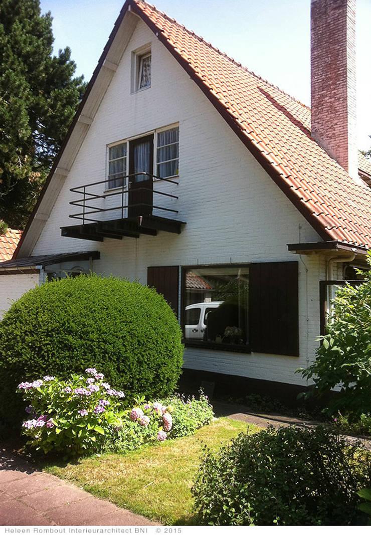 transformatie naar  een ingetogen luxe villa te Heiloo:   door Heleen Rombout interieurarchitect BNI