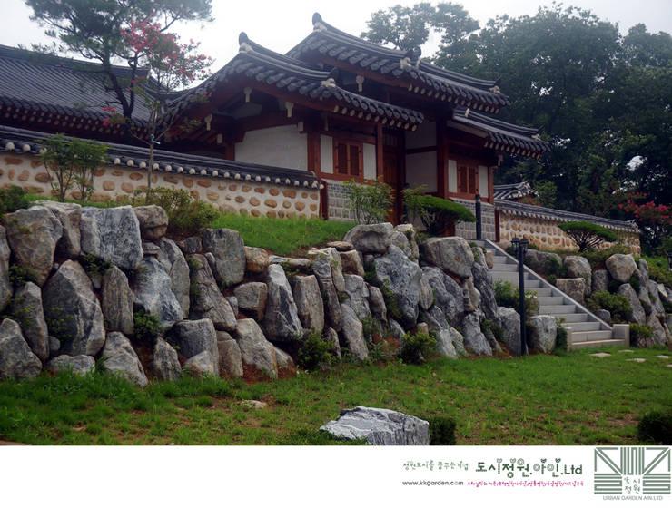 Giardino in stile  di Urban Garden AIN.Ltd, Asiatico