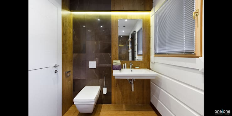 Ванная комната 1 этажа: Ванные комнаты в . Автор – oneione