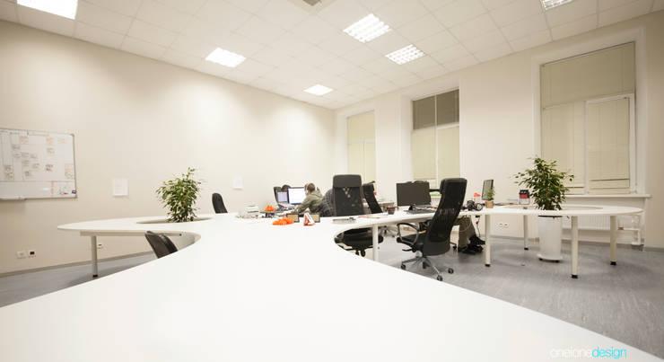 MYSALE GROUP OFFICE: Офисные помещения в . Автор – oneione,