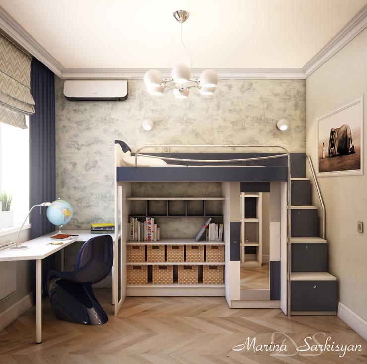 Marina Sarkisyan:  tarz Çocuk Odası