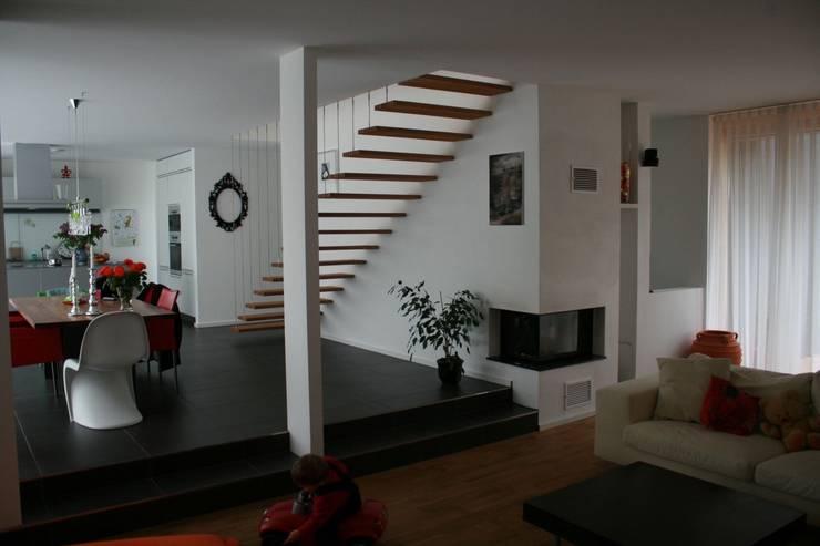 Living room by böser architektur