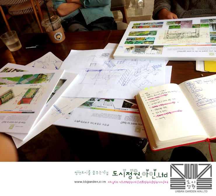 Consultation meetings: Urban Garden AIN.Ltd의