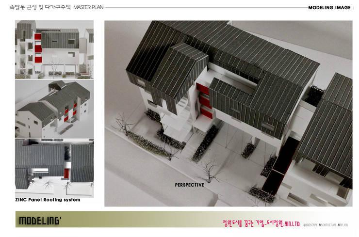 Houses by Urban Garden AIN.Ltd