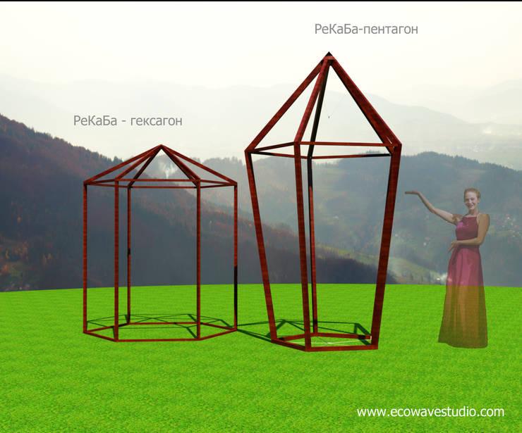 РеКаБа -пентагон:  в . Автор – Eco wave studio