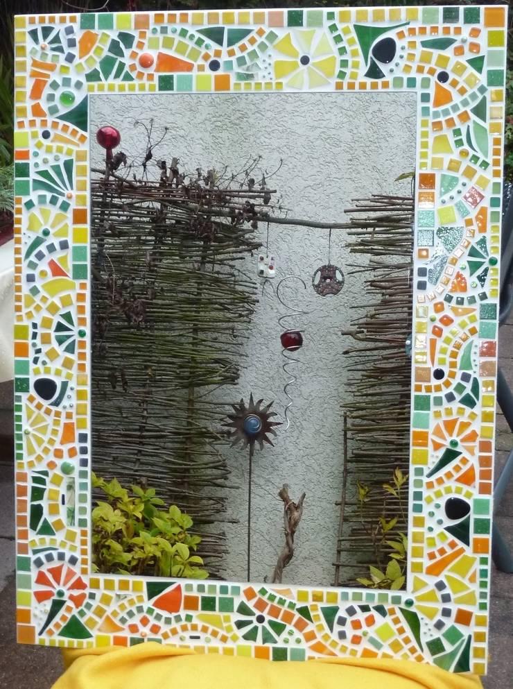 Mosaikspiegel Nach Mass Par Mosaik Spiegel Traueme Homify