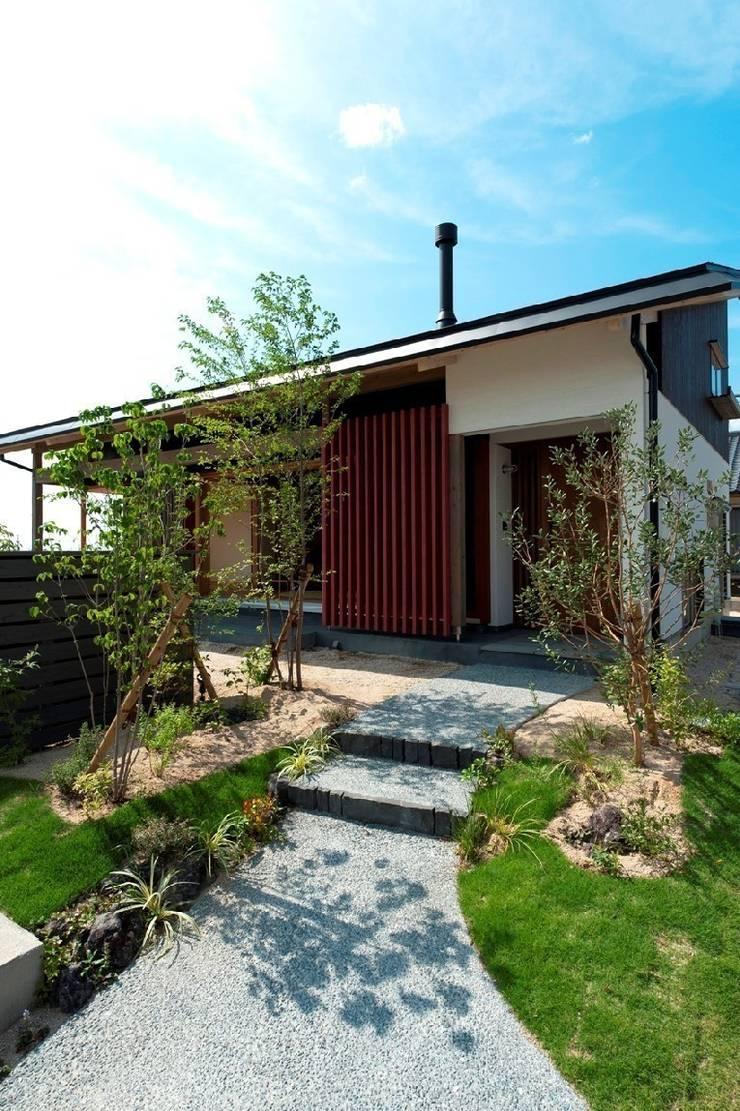 うきはの家: AMI ENVIRONMENT DESIGN/アミ環境デザインが手掛けた家です。,