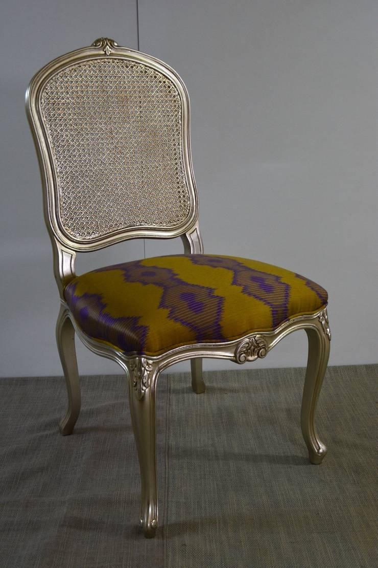 Marangoz Çırağı – Capua Yemek Sandalyesi:  tarz Yemek Odası