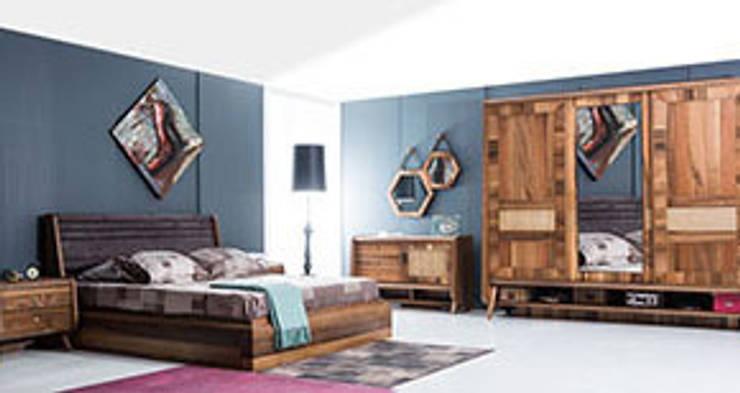 Trabcelona Design – barcelona yatak odası :  tarz Yatak Odası