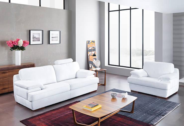 Trabcelona Design – living salon:  tarz Oturma Odası