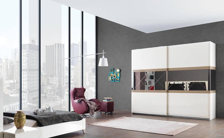 Trabcelona Design – iber yatak odası:  tarz Yatak Odası