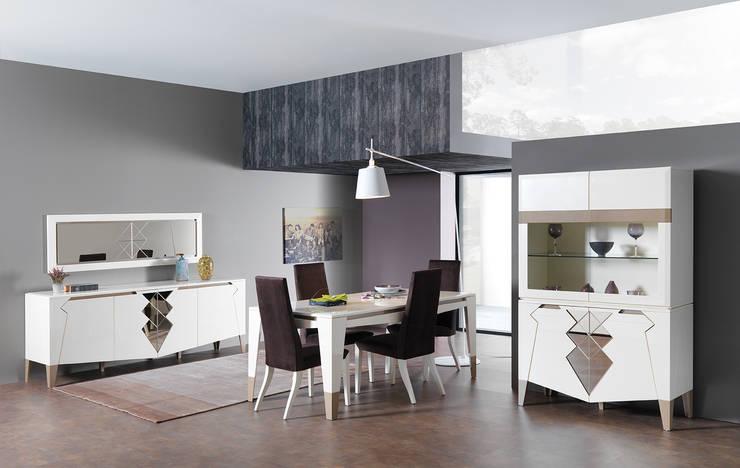 Trabcelona Design – iber yemek odası :  tarz Oturma Odası