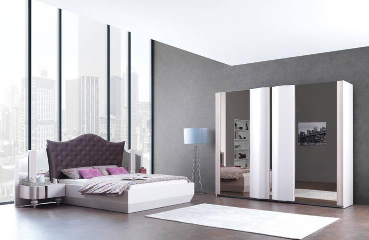 Trabcelona Design – ottoman yatak odası :  tarz Yatak Odası