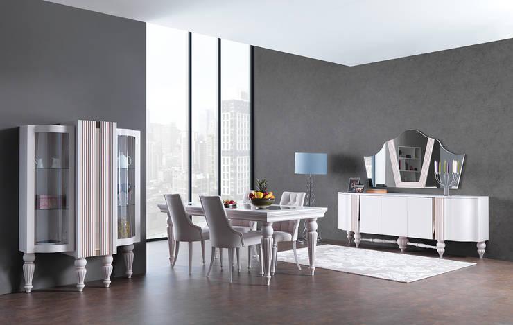 Trabcelona Design – ottoman y.odası:  tarz , Rustik