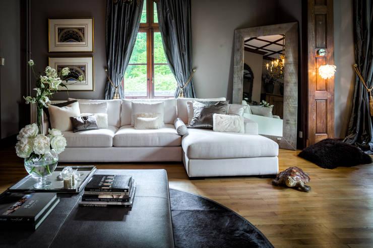 Madrid, loungebank:  Woonkamer door RUPERT & RUPERT