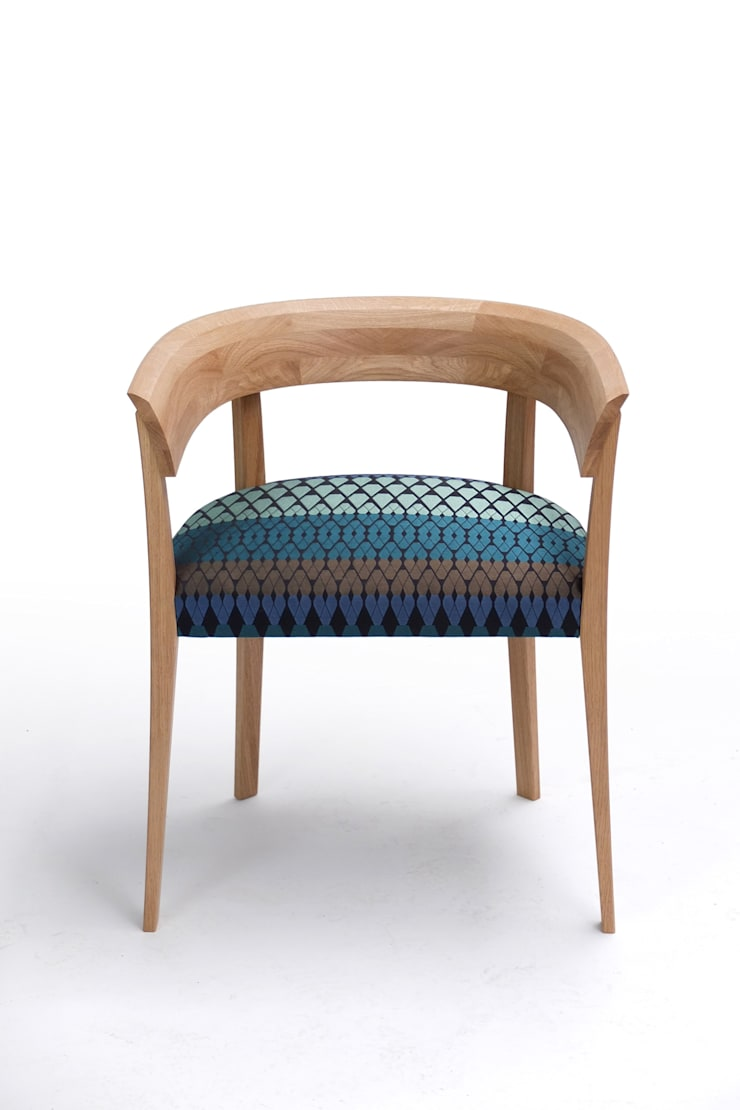 Alice chair:  Dining room by Christian O'Reilly Furniture Design